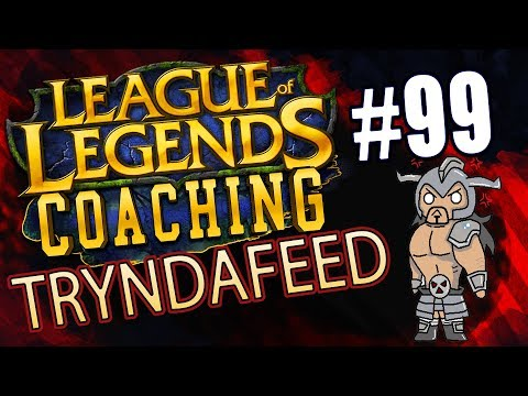 SILVER TRYNDAMERE TOP LANE COACHING - HOW TO MAKE YOUR RIGHT ARM STRONGER THAN YOUR LEFT