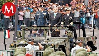 Así se vivió el Desfile Militar 2019
