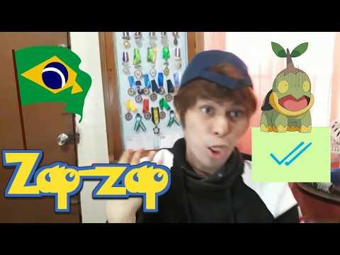 Gringo tentando falar  Português Brasileiro