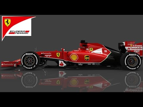 F1 2014 (PC) | 05/19 Spain-Barcelona | Full Race Weekend