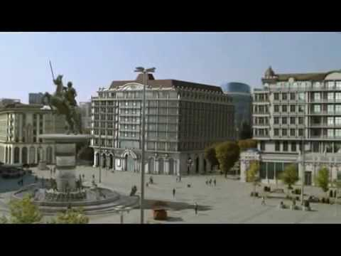Macedonia Timeless Capital Skopje 2014