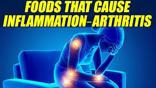 Foods That Cause Inflammation & Arthritis In Joints  BoldSky