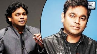 A. R. Rahman WANTED To Be A Computer Engineer