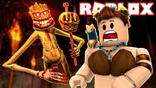 SURVIVE ROBLOX ISLAND MONSTRUOSTS Roblox Camping Part 9