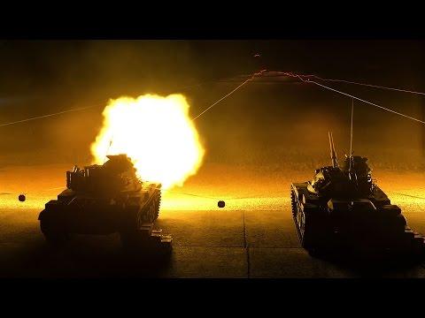 Ночной Танковый Бой
