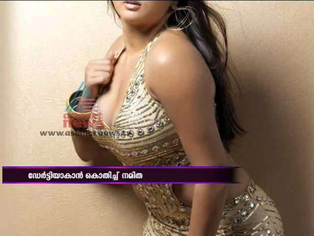 Namitha wants to do 'Dirty Picture'‎ in Tamil Travel Video