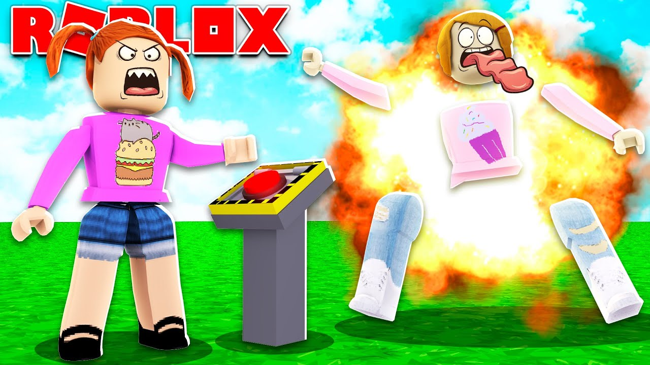 Roblox   Don't Press That Button!