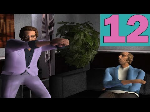 Grand Theft Auto: Vice City 100% Part 12 (Malibu/Bank Heist, Firefighter)