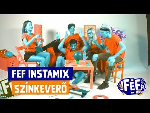 FEF Instamix - Színkeverő