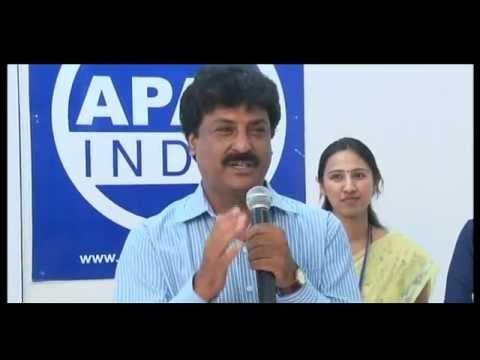 Punjab Kesri Editor Sh. Harish Chopra addressing s...