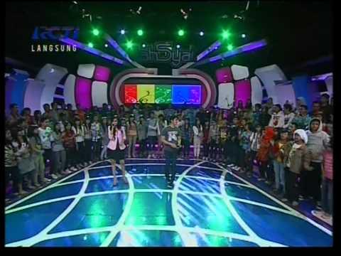 Irwansyah & Zaskia - I Miss You,Live Performed di Dahsyat (09/10) Courtesy RCTI