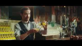 ORANGINA Barman Advert - French