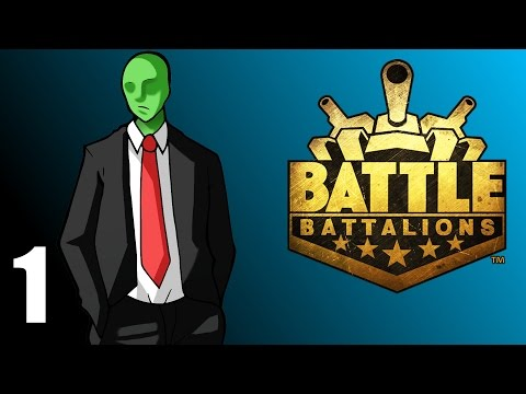 Battle Battalions #1 The Beginning of The End thumbnail