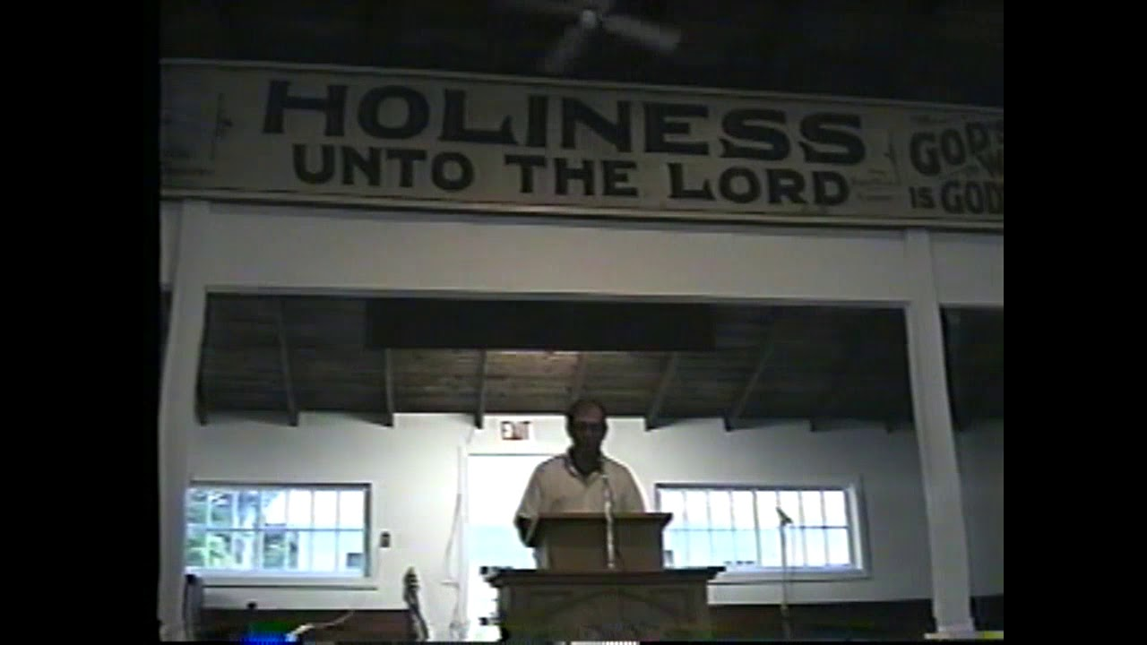 Mooers Camp Meeting  7-31-02