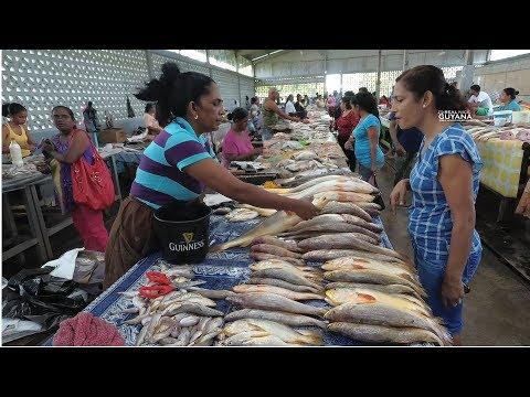 New Amsterdam Market Berbice II Real Nice Guyana [HD]