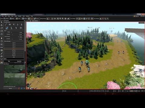 видео: Создание пользовательской карты для dota 2