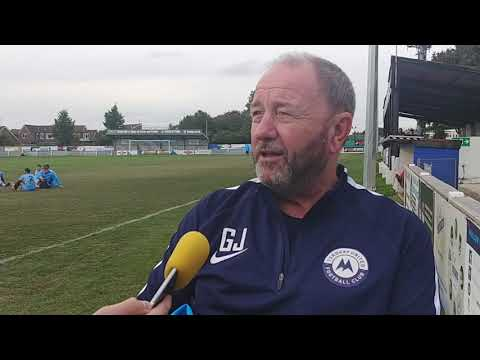 Official TUFC TV | Gary Johnson On 2-0 Win Over Hungerford Town. 15/09/18