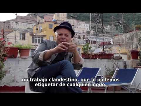 "Enzo Gragnaniello  "" I Quartieri Spagnoli ""  Documentario"