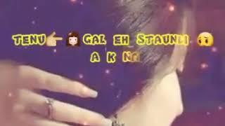 Sad song by kulveer jhinger viva video