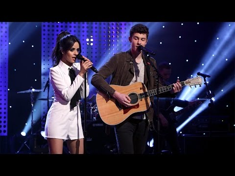 Shawn Mendes & Camila Cabello Perform 'I...