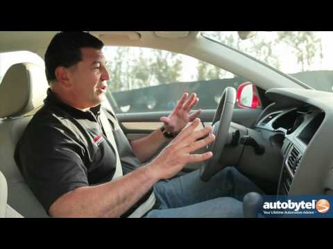 2012 Audi A4 Test Drive & Luxury Car Video Review