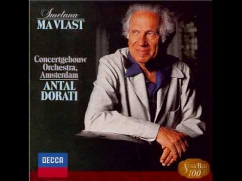 Smetana Má Vlast - Vltava (Moldau) : Antal Dorati Royal Concertgebouw Orchestra    モルダウ:アンタル・ドラティ