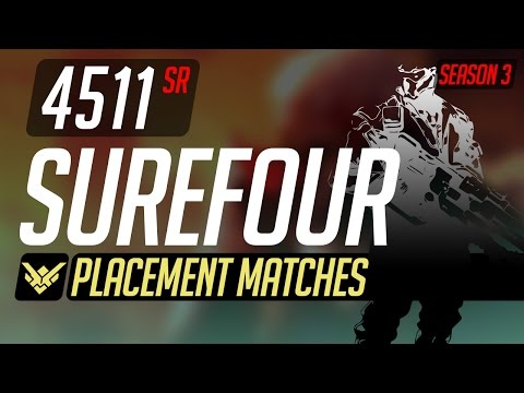 [Placements] Surefour's S3 Placement Matches (4511 | 10-0)