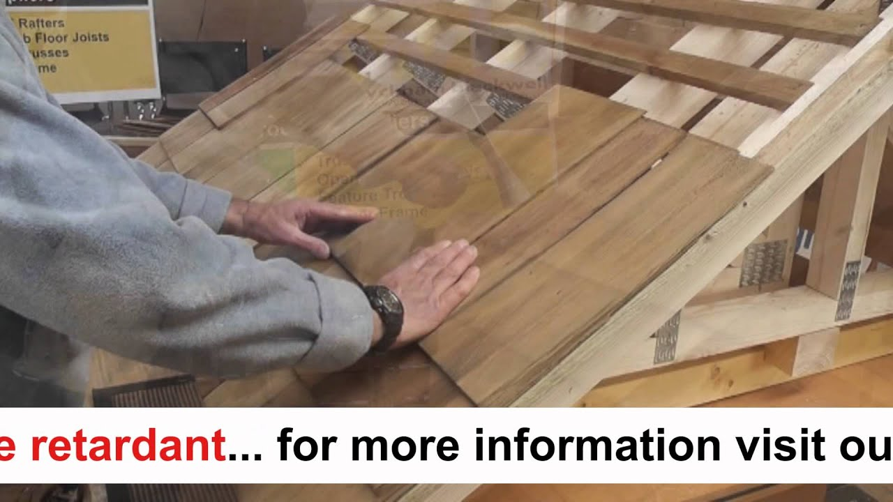 Cedar Shingles An Introduction With Phil Lloyd For Vincent