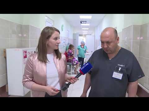 """Сюжет о ГAУЗ """"ГКБ № 4"""" г. Оренбург"""