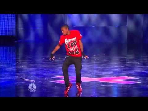Stepz and Turf : AGT 2012