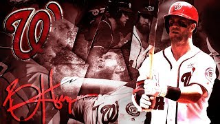 Bryce Harper | 2017 Nationals Highlights ᴴᴰ