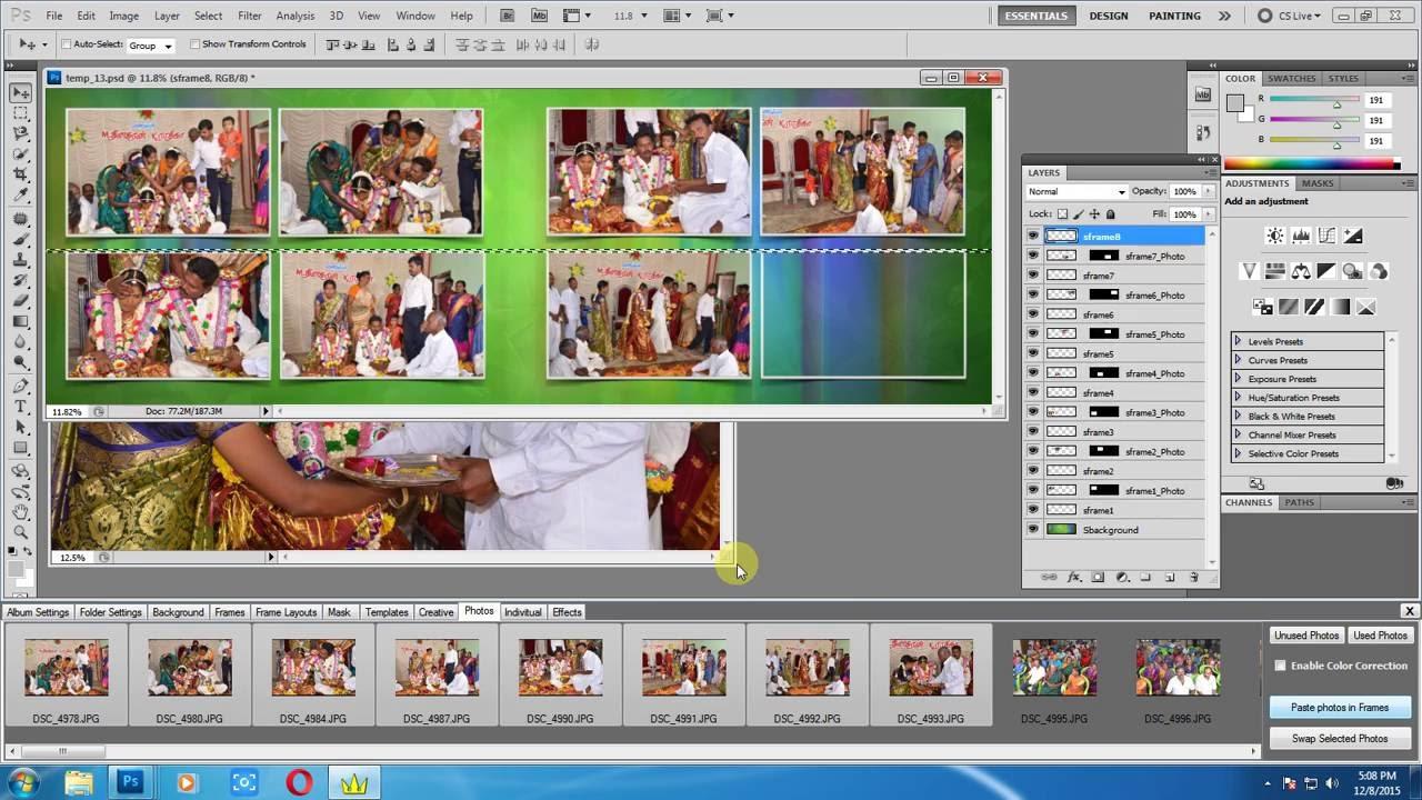 Sanjay Systems Kl Digital Album Suite Developer In Madurai India