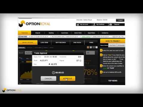 Binary options demo youtube