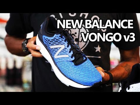 New Balance Fresh Foam Vongo V3 – Stability and Comfort for Big Miles