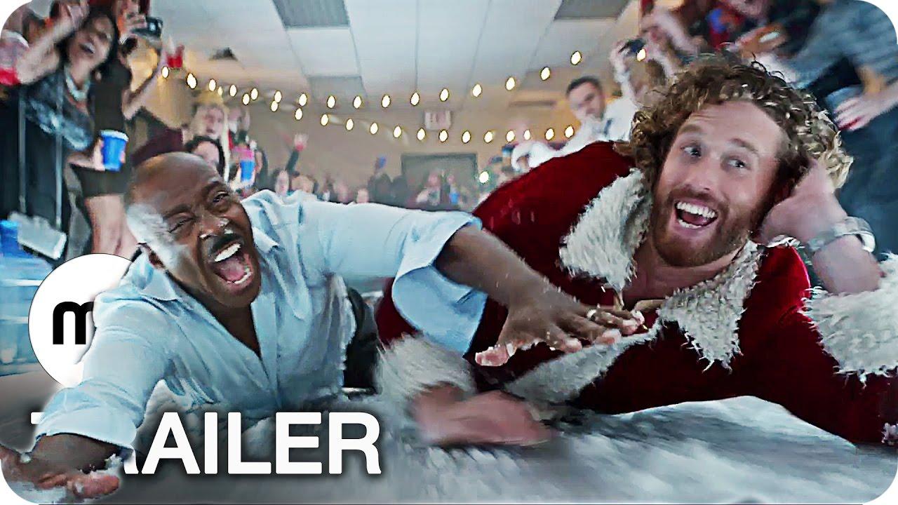 OFFICE CHRISTMAS PARTY Trailer 2 German Deutsch (2016) - YouTube