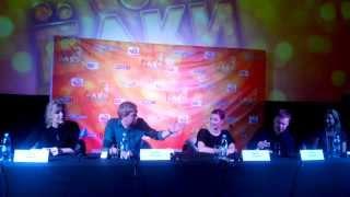 Встреча с актерами фильма «Ёлки 3» - пресс(1)