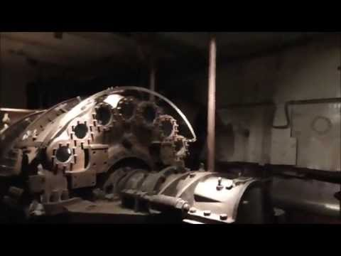 HMS Caroline Engine Room Tom