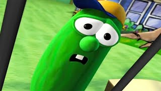 Veggietales | Gated Community | Silly Songs With Larry Compilation | Videos For Kids
