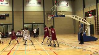 Giants U20 vs EiffelTowers (beker)