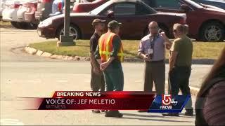 Patient dead, suspect in custody in hospital shooting