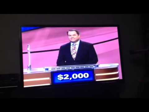 Jeopardy final $1 million winner