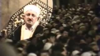 Fethullah Gülen Hocaefendi'nin Kadir Gecesi Duası