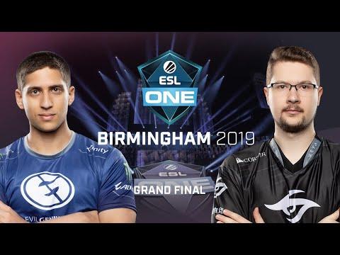 Evil Geniuses vs Team Secret - ESL One Birmingham - Game 5