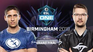 Dota2 - Evil Geniuses vs. Team Secret - Game 5 - Grand Final - ESL One Birmingham 2019