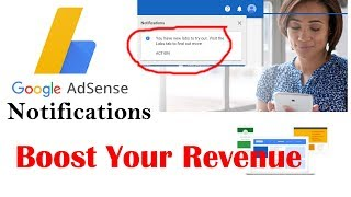 Google Adsense New Notification  - You have new labs to try out and boost adsense revenue
