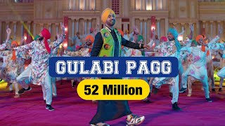 Diljit Dosanjh | Gulabi Pagg (Official Video) | Neha Sharma | Jatinder Shah | Ranbir Singh Video