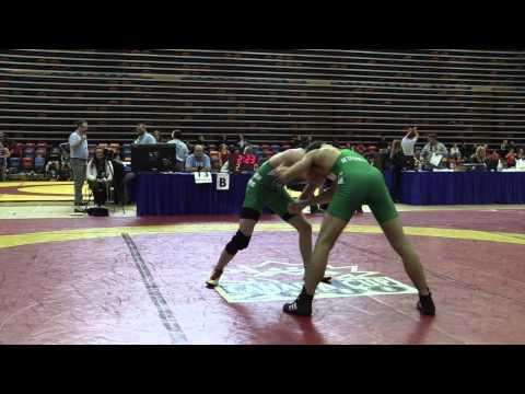 2014 Dino Invitational: 61 kg Josh Bodnarchuk vs. Dylan Bray
