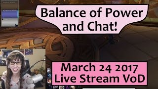 Balance of Power Questing - March 24 Live Stream VoD