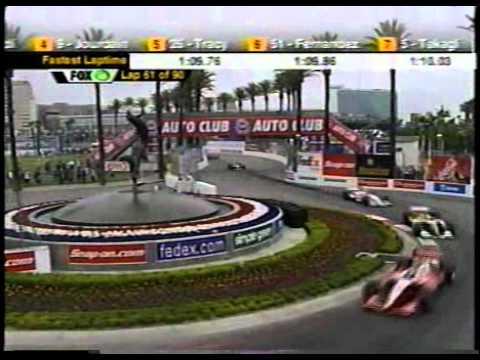 2002 CART Toyota Grand Prix of Long Beach (Full Race)