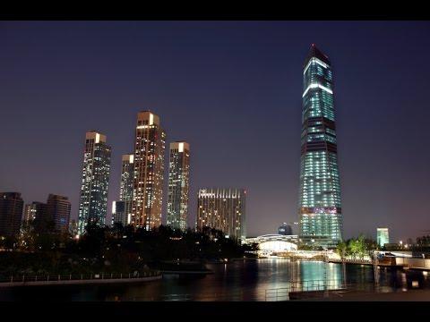 Republic of Korea Incheon Free Economic Zone IFEZ Plans
